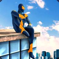 Free Download Rope Frog Ninja Hero Mod APK