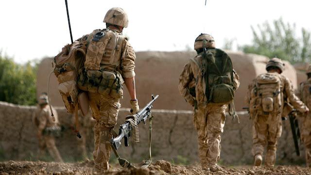 Se registra un ola de suicidios entre soldados de Reino Unido que sirvieron en Afganistán