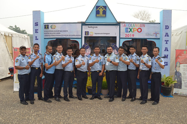 Sarolangun Expo ke 20 tahun 2019