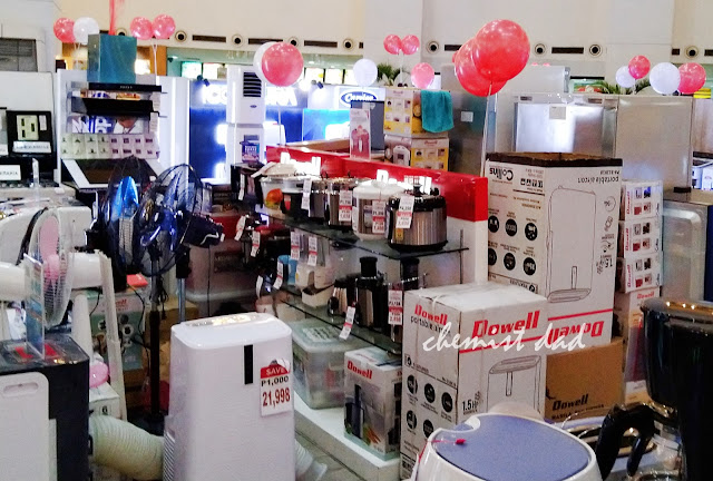 Appliance expo, Anson's, Appliances, Trinoma, ktichen wares