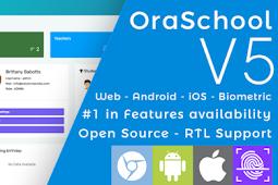 Ora School Suite v5.1 - Source Code Aplikasi Manajemen Sekolah Terbaik PHP