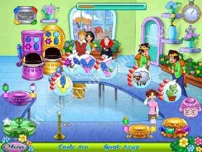 Emma s Recipes Rainbow Clown Cake - A Free Girl Game on