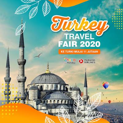 Promo Tour ke Turki Cheria Holiday