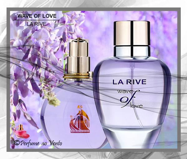 Perfume Wave Of Love Semelhança ou Contratipo do Perfume Éclat D'Arpège