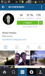 """Cara Melihat Akun Yang """"Follow You"""" Di Instagram"""