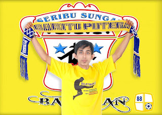 Fans Barito Putera Paling keren
