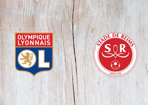 Olympique Lyonnais vs Reims -Highlights 29 November 2020