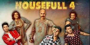 Housefull 4 Hindi Full Movie Download for free in tamilrockers