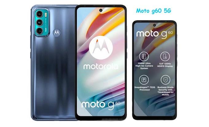 Motorola Moto G60 5G 108Mp, Specifications Price in India