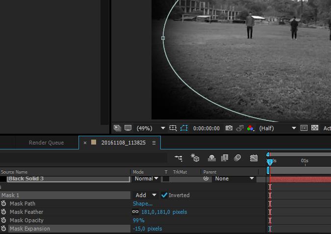 Cara Membuat Efek Film Lama Dengan After Effects