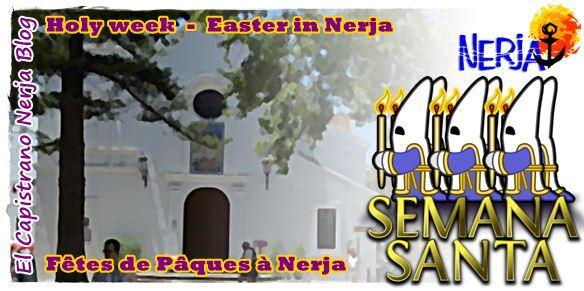 Para las vacaciones de Semana Santa en Nerja, reserve su villa o apartamento turistico de alquiler en El Capistrano Nerja Malaga Costa del Sol