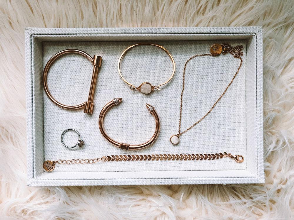 kinsley armelle bracelets