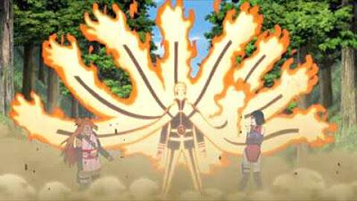 Naruto vs Shin
