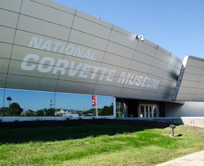 National Corvette Museum in Kentucky