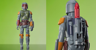 San Diego Comic-Con 2021 Exclusive Star Wars The Return of the Jedi 40th Anniversary Boba Fett Jumbo Figure by Gentle Giant