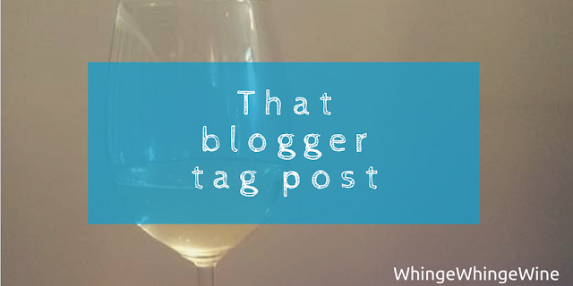 The blogger tag post
