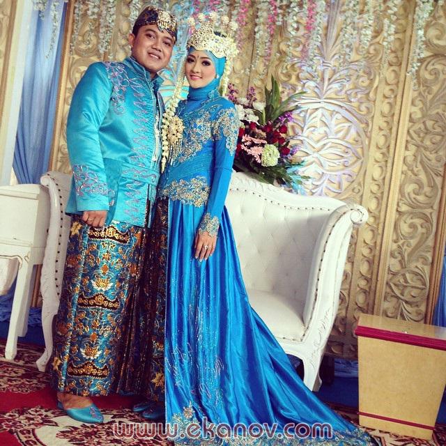8 Inpirasi Riasan Pernikahan Adat Tradisional Untuk Calon Pengantin Berhijab