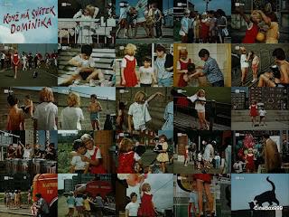 Když má svátek Dominika. 1967.