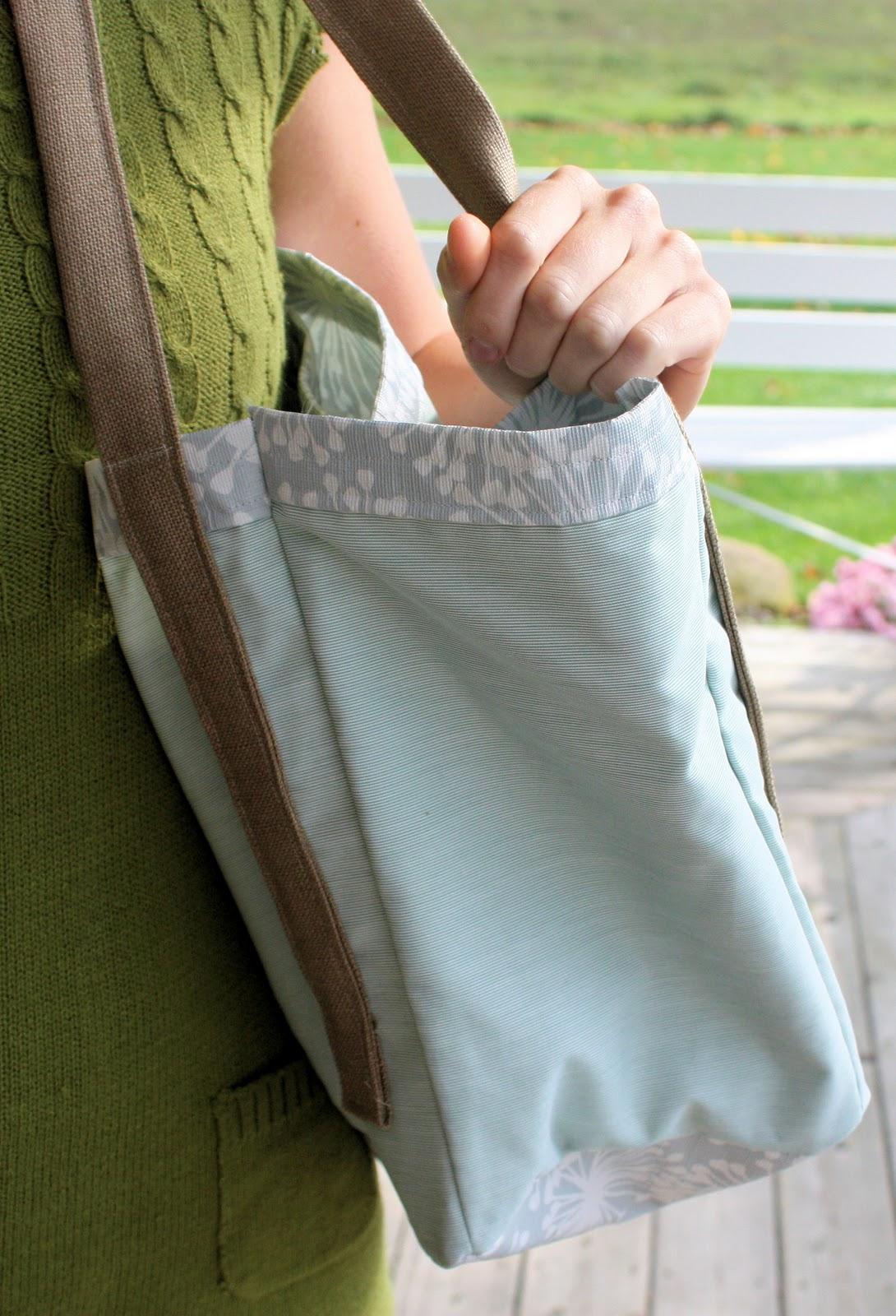Simple Tote Bag Tutorial