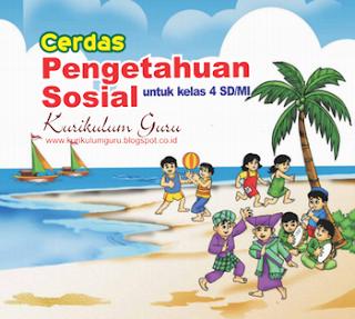 Materi Ajar Bahasa Indonesia, Matematika, IPA, IPS, TIK, Tematik SD Lengkap Kurikulum KTSP