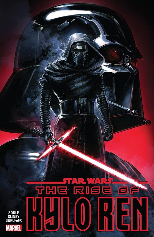 Cover of Star Wars: The Rise of Kylo Ren