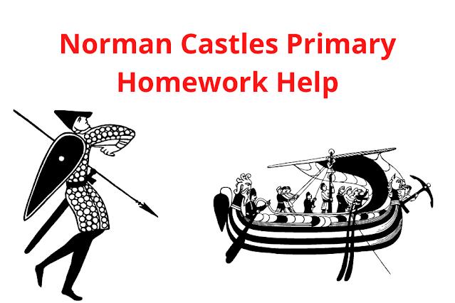 Norman Castles Primary Homework Help