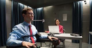 Dunia Sinema Edward Snowden Saat Tes