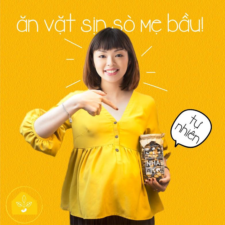 Cẩm nang ăn uống Mẹ Bầu không lo tăng cân