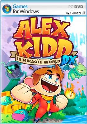 Descargar Alex Kidd in Miracle World DX Gratis PC