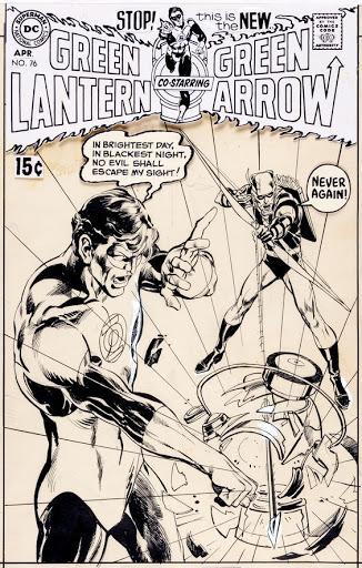 Favorite Comic Artist Countdown #9 - Neal Adams!