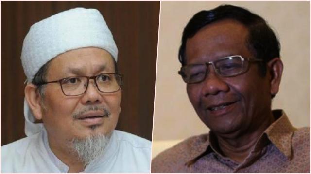 Tengku Zulkarnain Colek Mahfud MD: Apa Betul Malaikat Bisa Jadi Iblis?