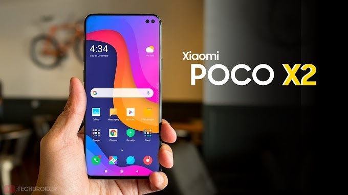 Xiaomi Poco X2 Specs,Feature | Top 10 Redmi Mobile Under 10000