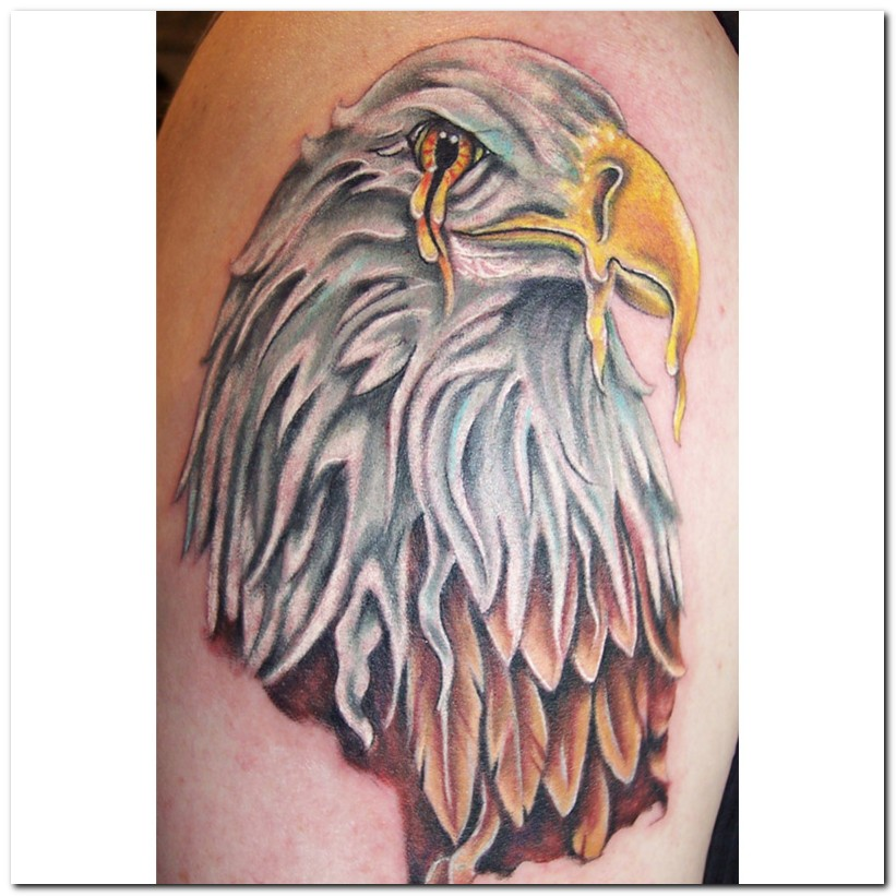 eagle tattoo designs pictures 135