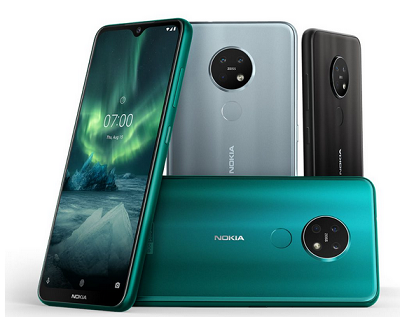 Nokia 7.2 with 6.3-inch FHD+ HDR PureDisplay, triple camera Launched