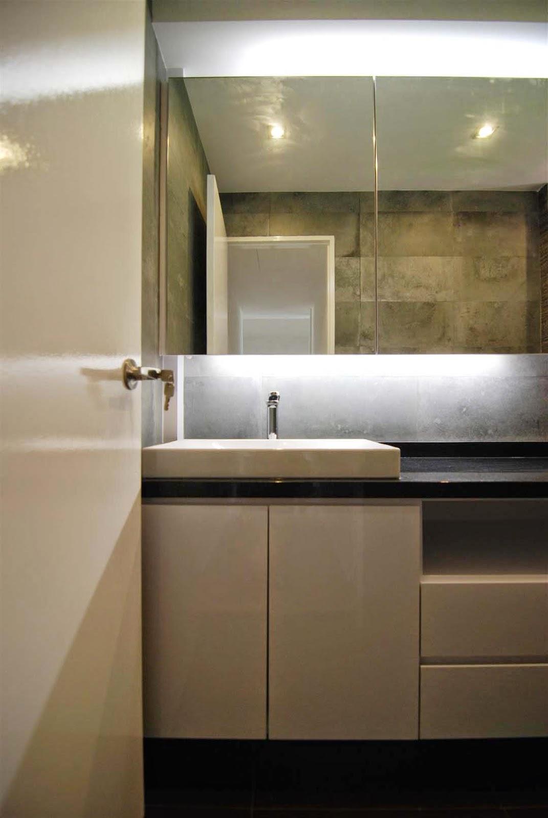 Screeding Bathroom Floor Butterpaperstudio Renob Maisonette Common Bathroom In Cement