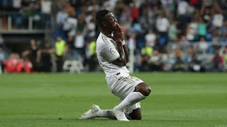 Highlight: Vinicius and Rodrygo Send Real Madrid Top