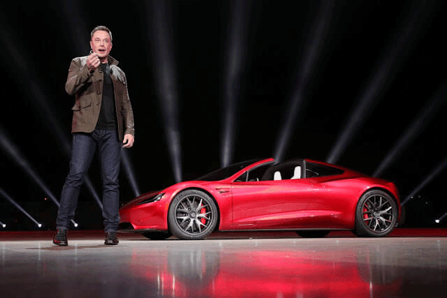 2019 Tesla Roadster Review