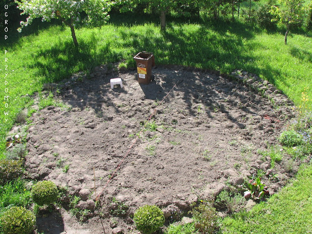 robić patio