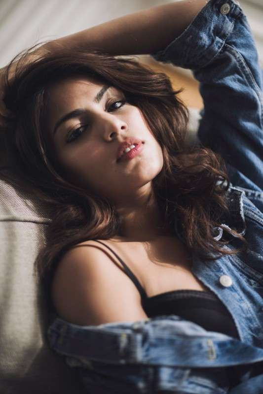 Rhea Chakraborty Stunning Hot Photo Gallery