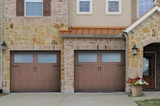 garage door installed by Gandert Door in Bucyrus Ohio