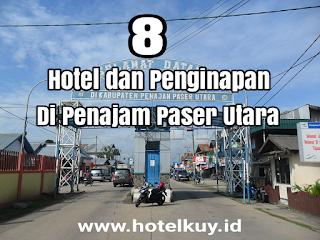 8 Hotel dan Penginapan di Penajam Paser Utara