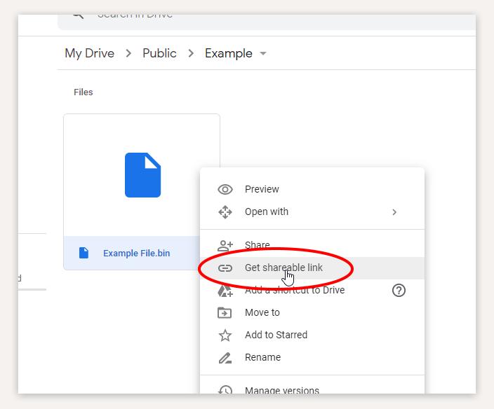 niadinet - Google Drive Direct Link Generator