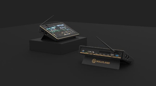 Hollyland apresenta mesa de mistura portátil para transmissões ao vivo