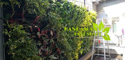 jasa vertical garden kota bekasi