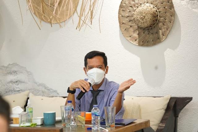 Kepala BI Sumut : Pandemi Sulitkan Kita Perkirakan Pertumbuhan Ekonomi