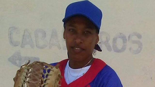 Nilsa Rodríguez, de 27 años y natural de Granma, era una de las mejores bateadoras del equipo cubano en este Mundial con promedio de .600 (5-3) durante los primeros dos partidos
