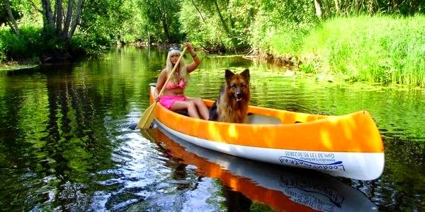 Kanuude rent Valgejõel kanuureisid ja kanuumatkad