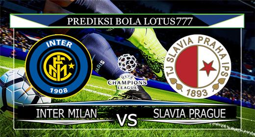 PREDIKSI BOLA INTER MILAN VS SLAVIA PRAGUE 17 SEPTEMBER 2019