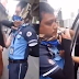 Woman driving without driver's license caught on camera assaulting traffic enforcer in Manila went viral