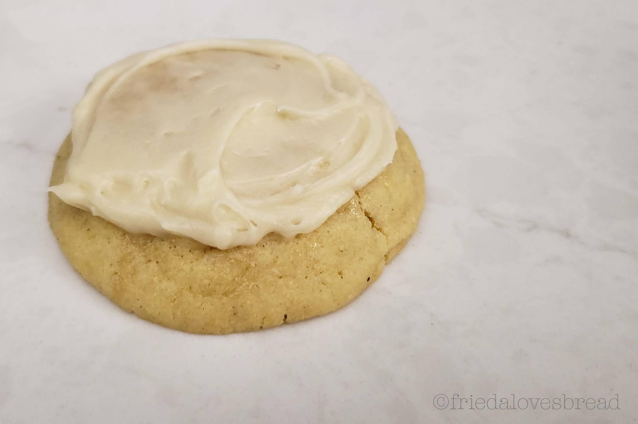 Crumbl Cornbread Cookie Copycat